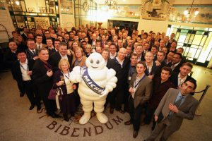 140 starred chefs celebrate 100 years of Michelin